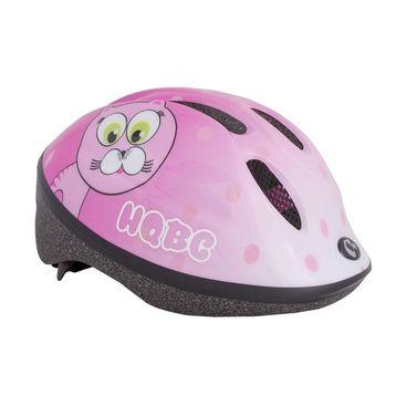 Prilba HQBC FUNQ Pink Cat ružová /Vel:48-54