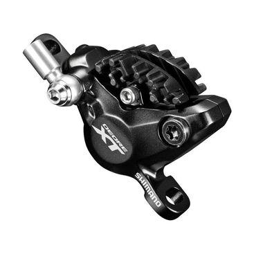 Strmeň brzdy SHIMANO hydraulická XT BRM8000 Post mount Resin platničky s chladičom